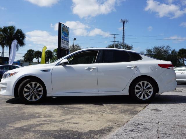 Kia Optima 2016 price $9,296