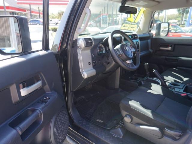 Toyota FJ Cruiser 2012 price $17,886