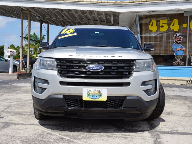 Ford Explorer 2016 price $19,398