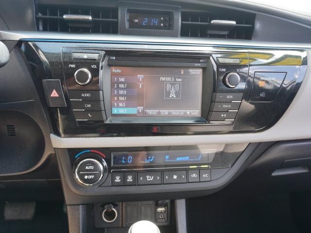 Toyota Corolla 2015 price $12,568