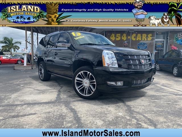 Cadillac Escalade 2013 price Call for Pricing