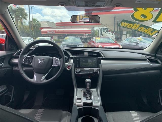 Honda Civic 2018 price $20,657