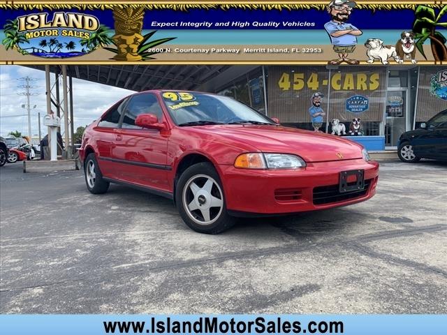 Honda Civic 1995 price $6,723