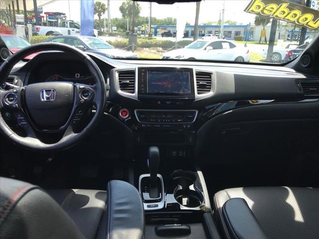Honda Ridgeline 2018 price $28,497