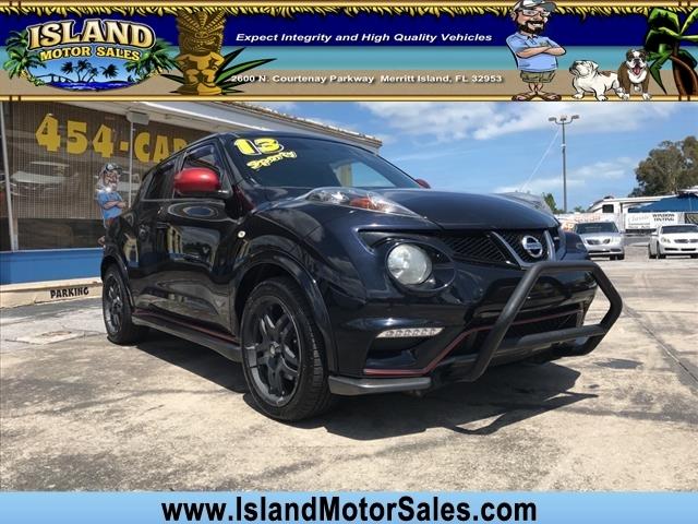 Nissan JUKE 2013 price $12,997