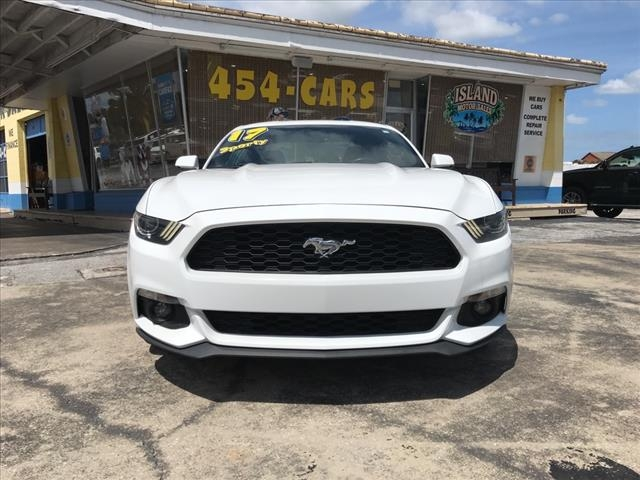 Ford Mustang 2017 price $23,239