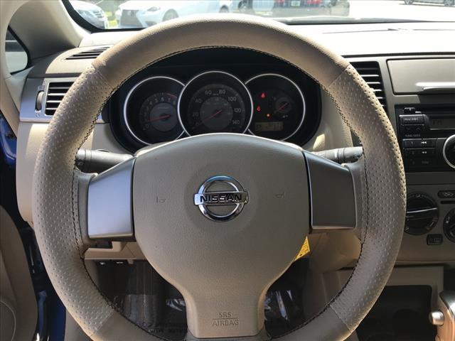 Nissan Versa 2009 price $5,998