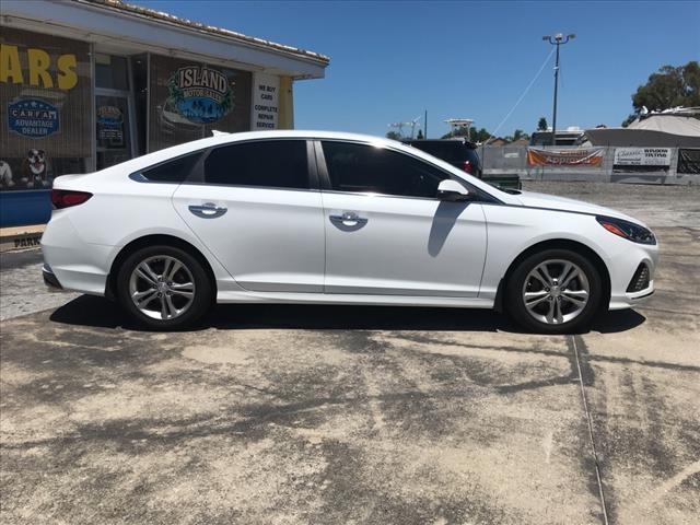 Hyundai Sonata 2019 price $25,256