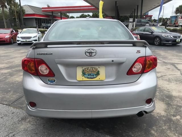 Toyota Corolla 2009 price $8,697
