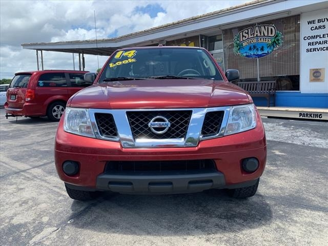 Nissan Frontier 2014 price Call for Pricing