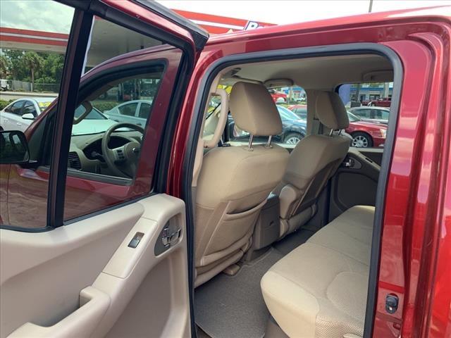 Nissan Frontier 2014 price $17,934