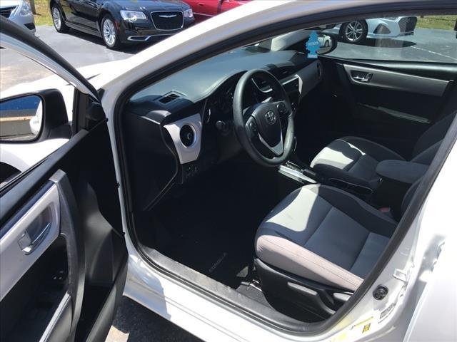 Toyota Corolla 2018 price $16,997