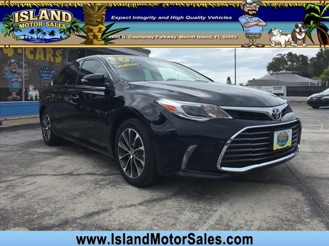 Toyota Avalon 2016 price $21,283