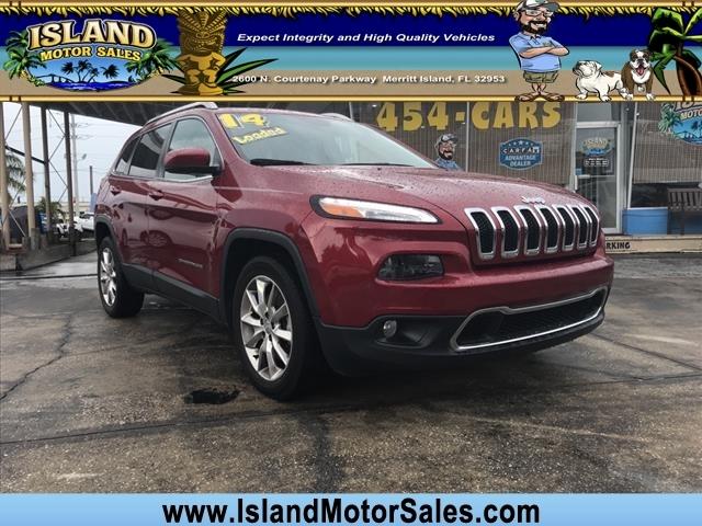 Jeep Cherokee 2014 price $17,287