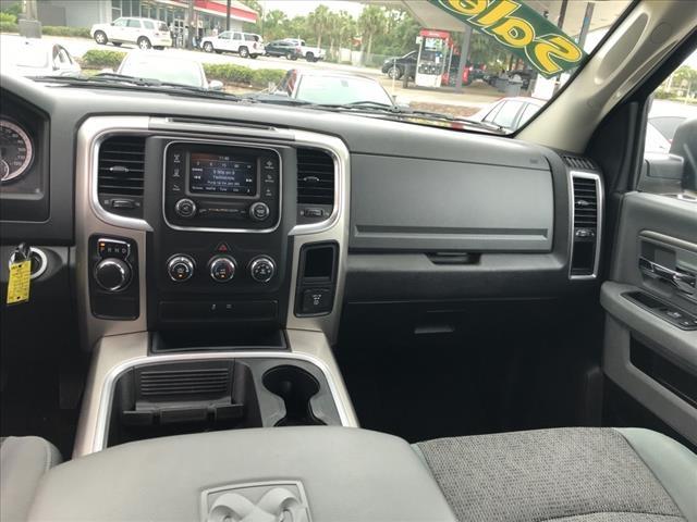 RAM 1500 2018 price $29,987