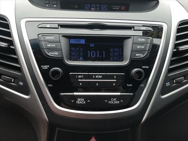 Hyundai Elantra Coupe 2014 price $13,578