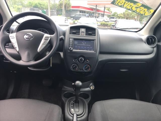 Nissan Versa 2019 price $15,938