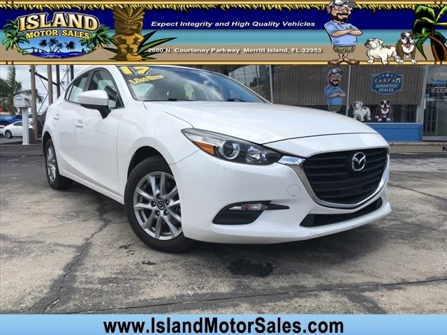 Mazda Mazda3 2017 price $16,997