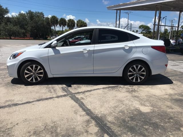 Hyundai Accent 2017 price Call for Pricing