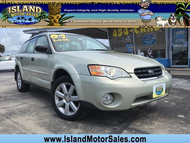Subaru Outback 2007 price $8,963