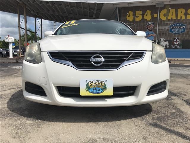 Nissan Altima 2011 price $10,750