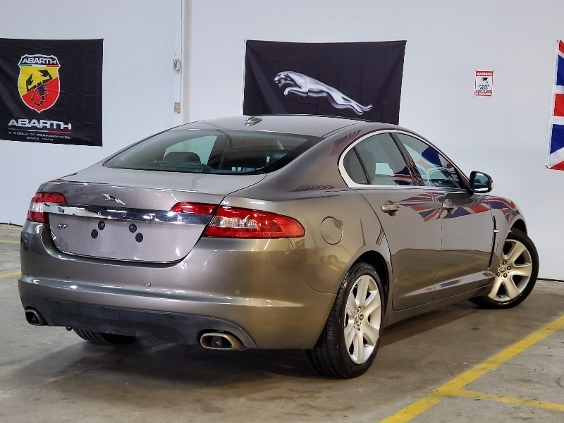 Jaguar XF 2009 price $9,997