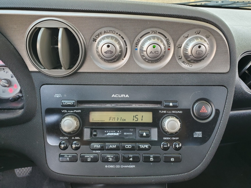 Acura RSX 2005 price $9,997