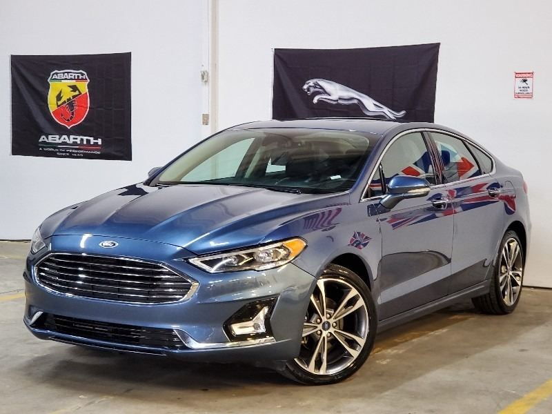 Ford Fusion 2019 price $16,997