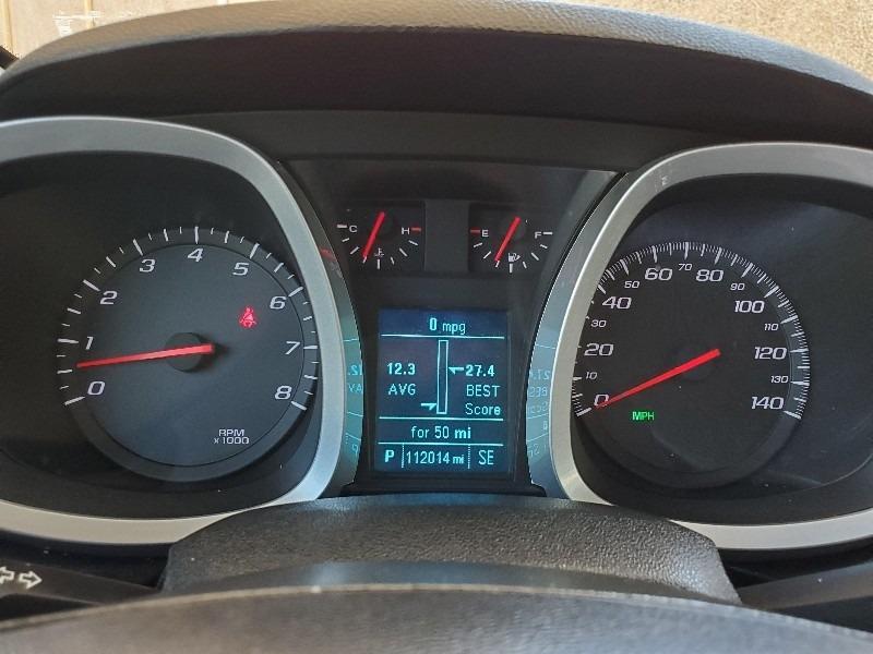 Chevrolet Equinox 2015 price $12,997