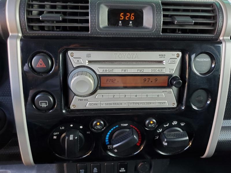 Toyota FJ Cruiser 2008 price $9,997