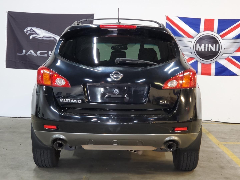 2009 Nissan Murano 2wd 4dr Sl Prosperity Motors Dealership In Carrollton