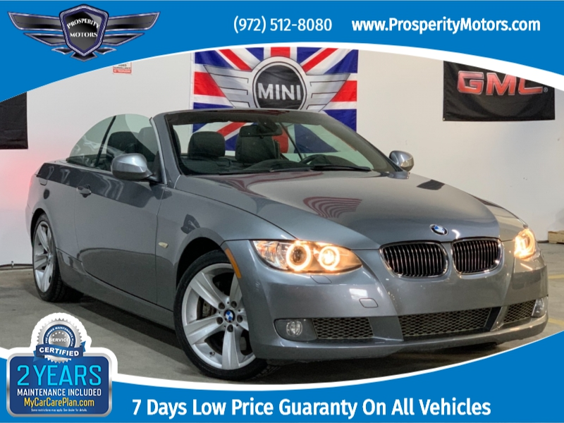 BMW 3-Series 2010 price $11,997