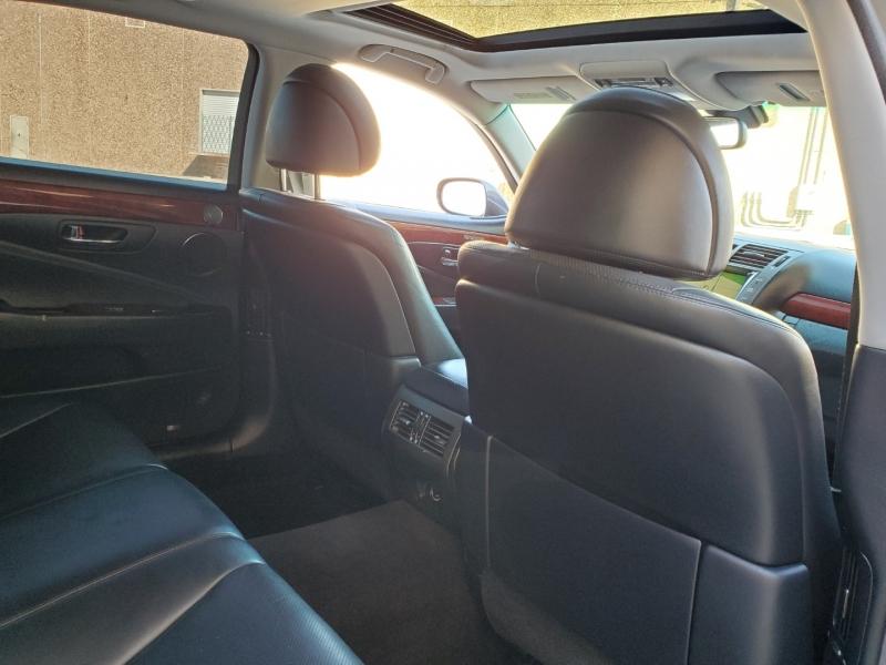 Lexus LS 460 2007 price $11,997