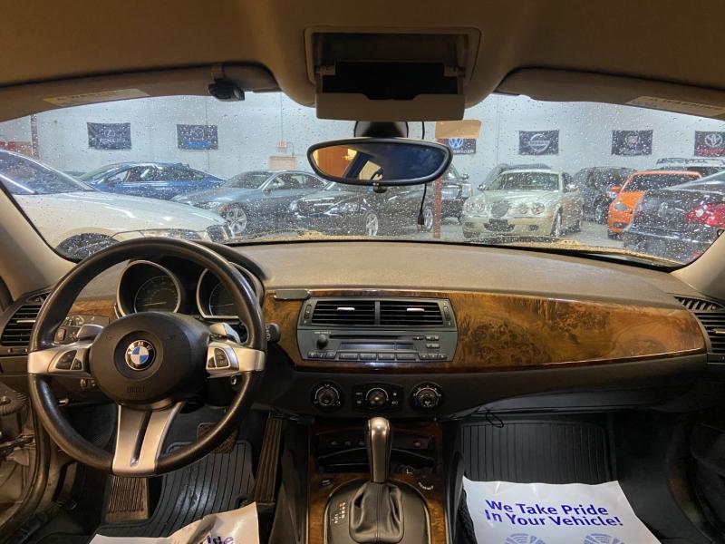 BMW Z4 2008 price $14,997