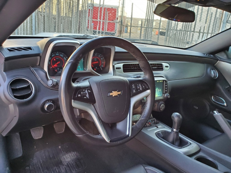 Chevrolet Camaro 2013 price $11,997