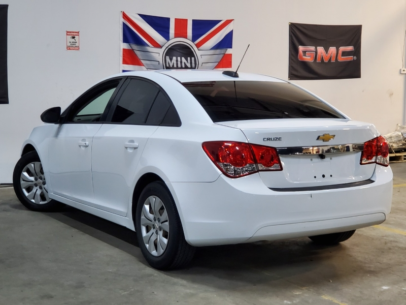 Chevrolet Cruze Limited 2016 price $6,997