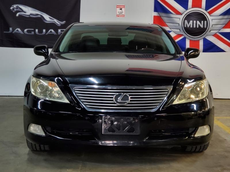 Lexus LS 460 2007 price $9,997
