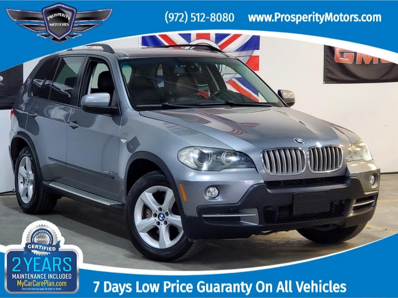 BMW X5 2009 price $10,997