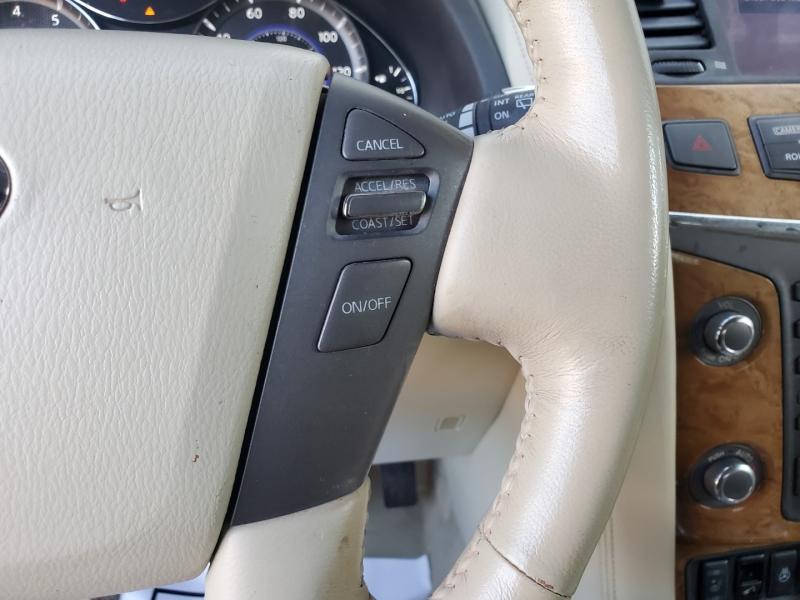 Infiniti QX80 2014 price $20,997