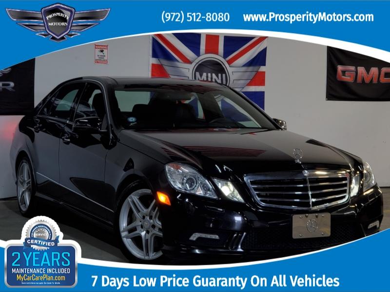 Mercedes-Benz E-Class 2011 price $11,997