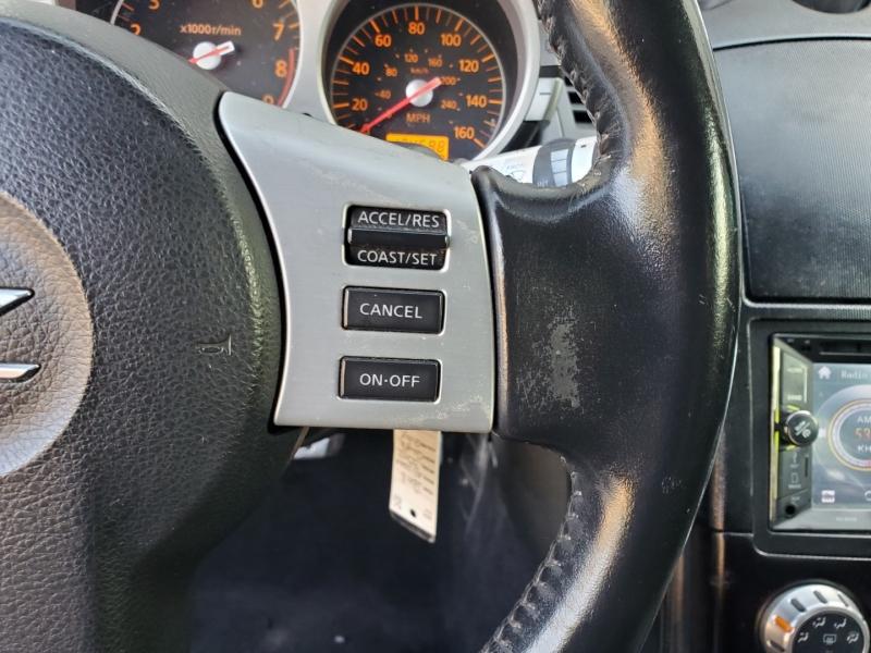 Nissan 350 Z 2008 price $8,997