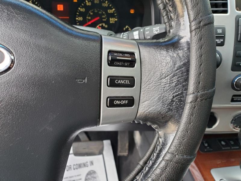 Infiniti QX 56 2008 price $8,997