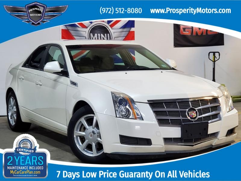 Cadillac CTS 2009 price $7,997