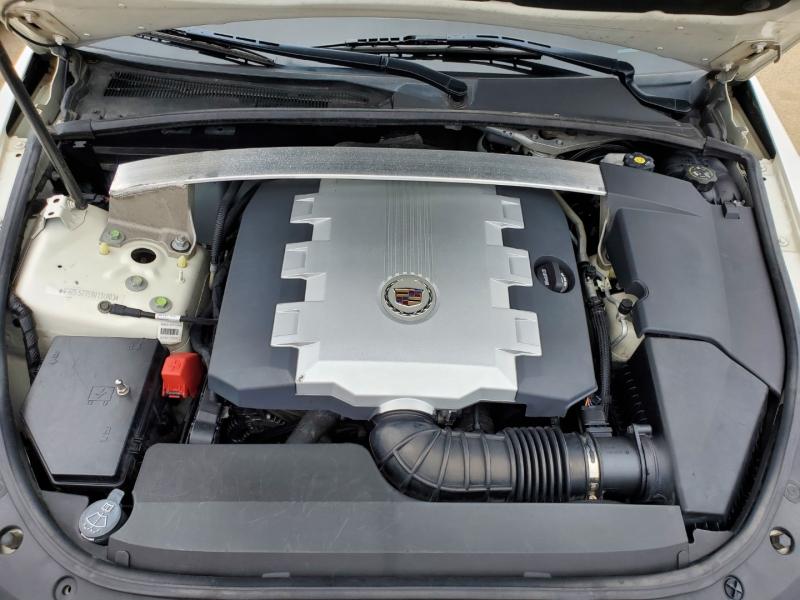 Cadillac CTS 2009 price $8,497
