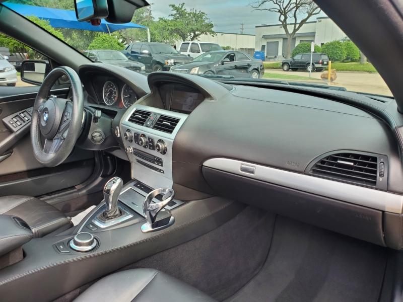 BMW 6-Series 2008 price $12,997