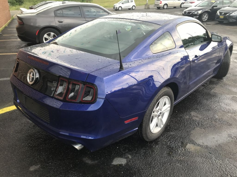 FORD MUSTANG 2014 price $16,495