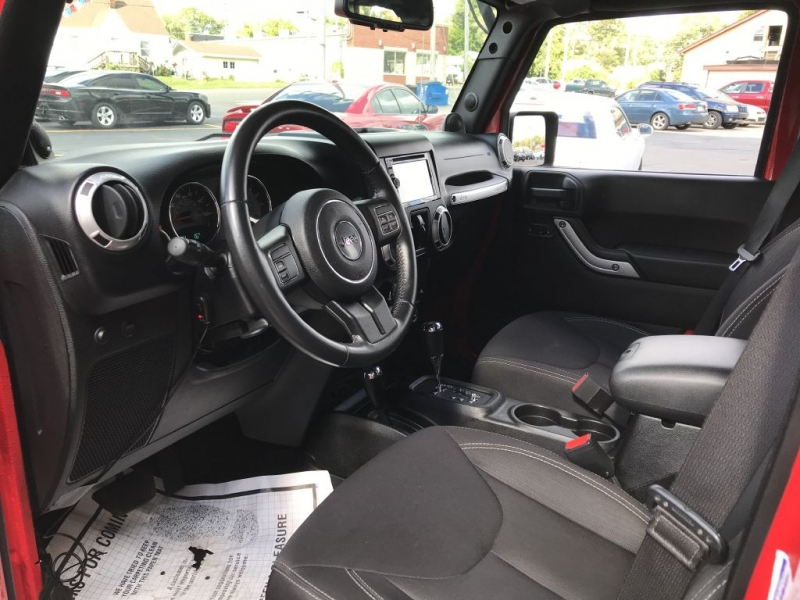 JEEP WRANGLER UNLIMI 2013 price $26,995