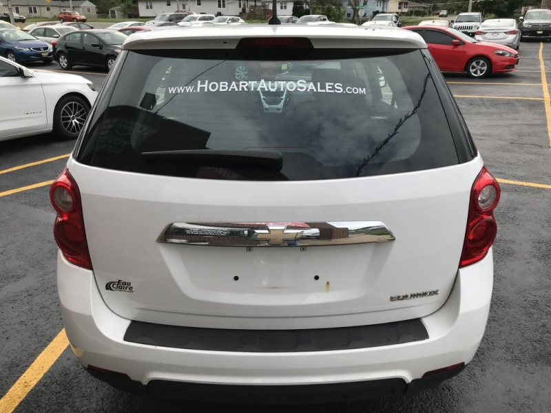 CHEVROLET EQUINOX 2012 price $10,495