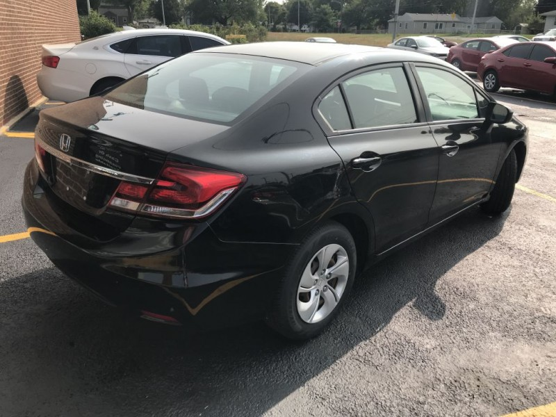 HONDA CIVIC 2014 price $8,995