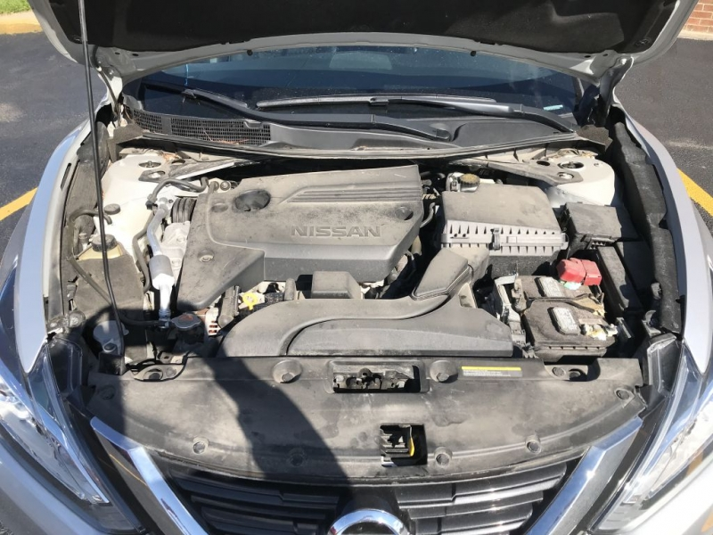 NISSAN ALTIMA 2018 price $15,495